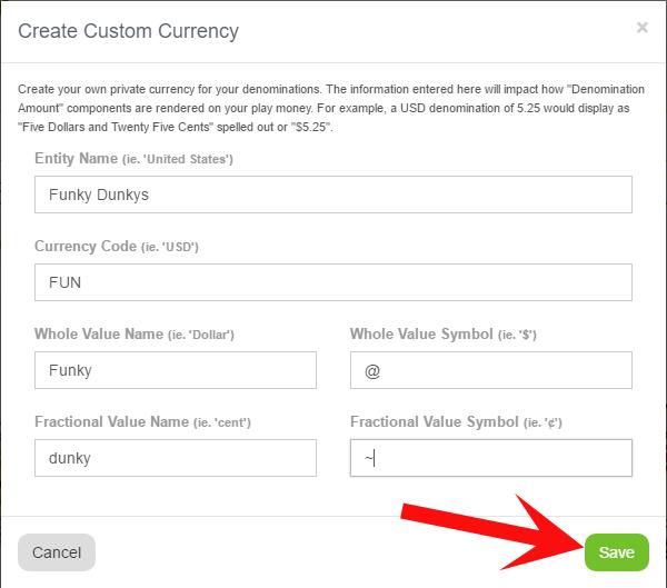 order steps customplaymoney 2018